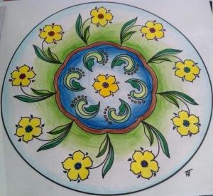 may 14 marigold